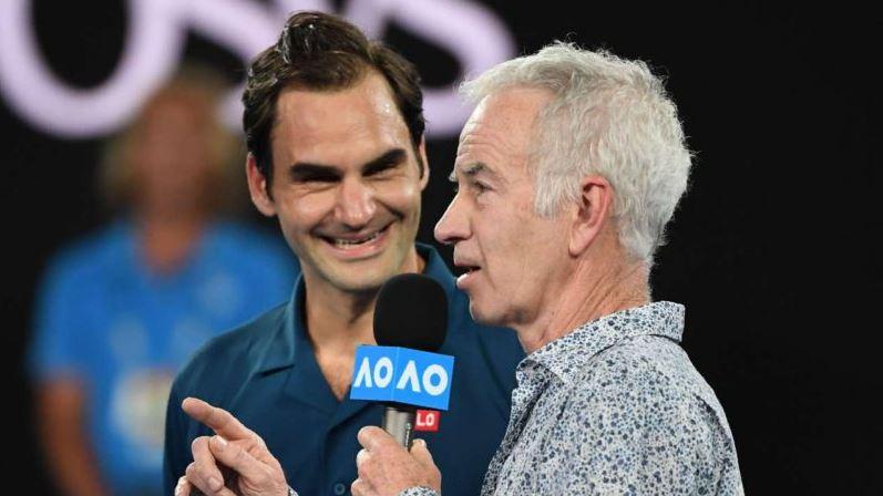 Roger federer and Dad