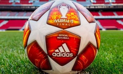Champion league ball