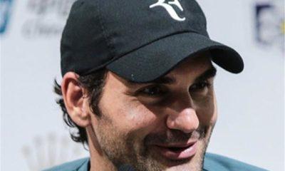 Federer snapback