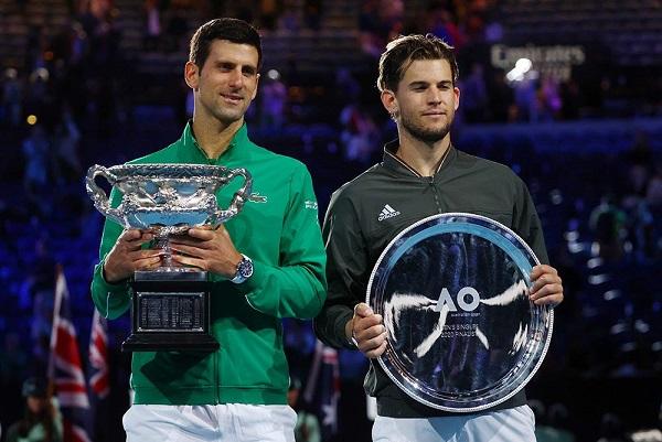 Novak winnings