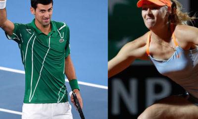 Novak and Maria