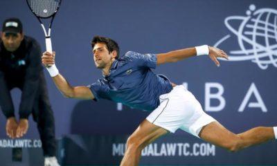 Novak never relent