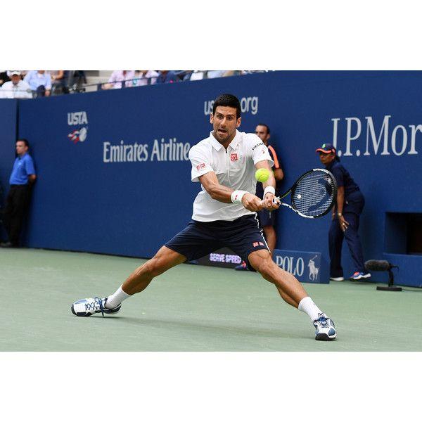 Novak slide into backhand