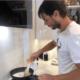 Rafa cooking