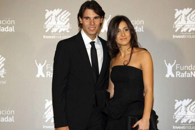 Rafael and Xisca