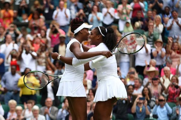 Serena and Venus winnings