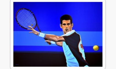 Novak Sticker