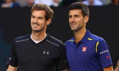 Novak and Andy