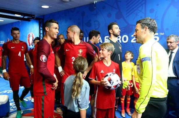 Portugal lineups