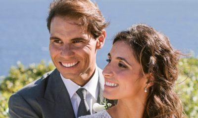 Rafael and Wife