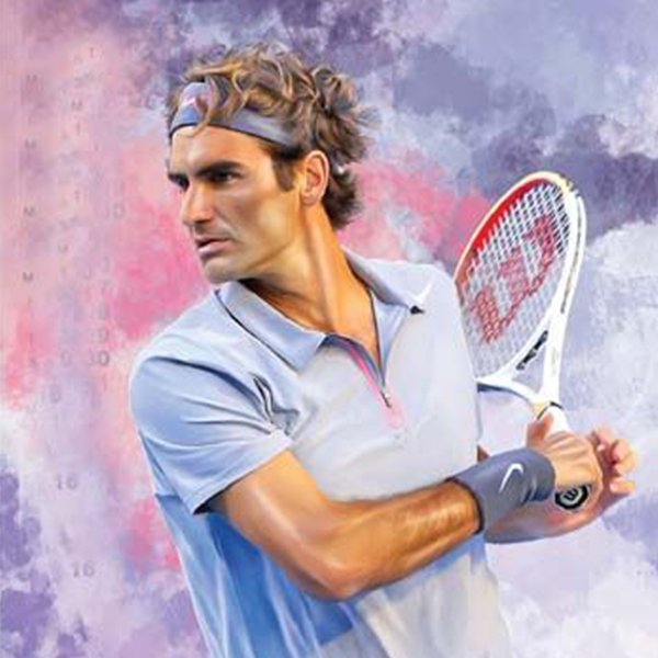 Roger the champ