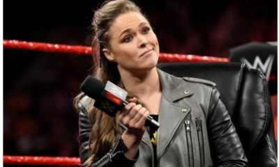 Ronda Rousey dimple