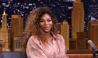 Serena Williams on mode