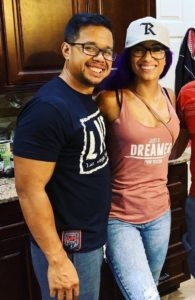 sasha bank and husband