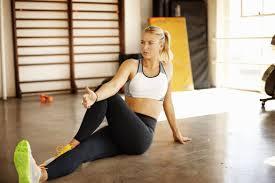 sharapova workout