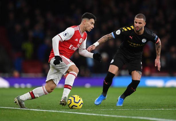 Arsenal FC v Manchester-City