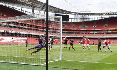 Arsenal vs Charlton