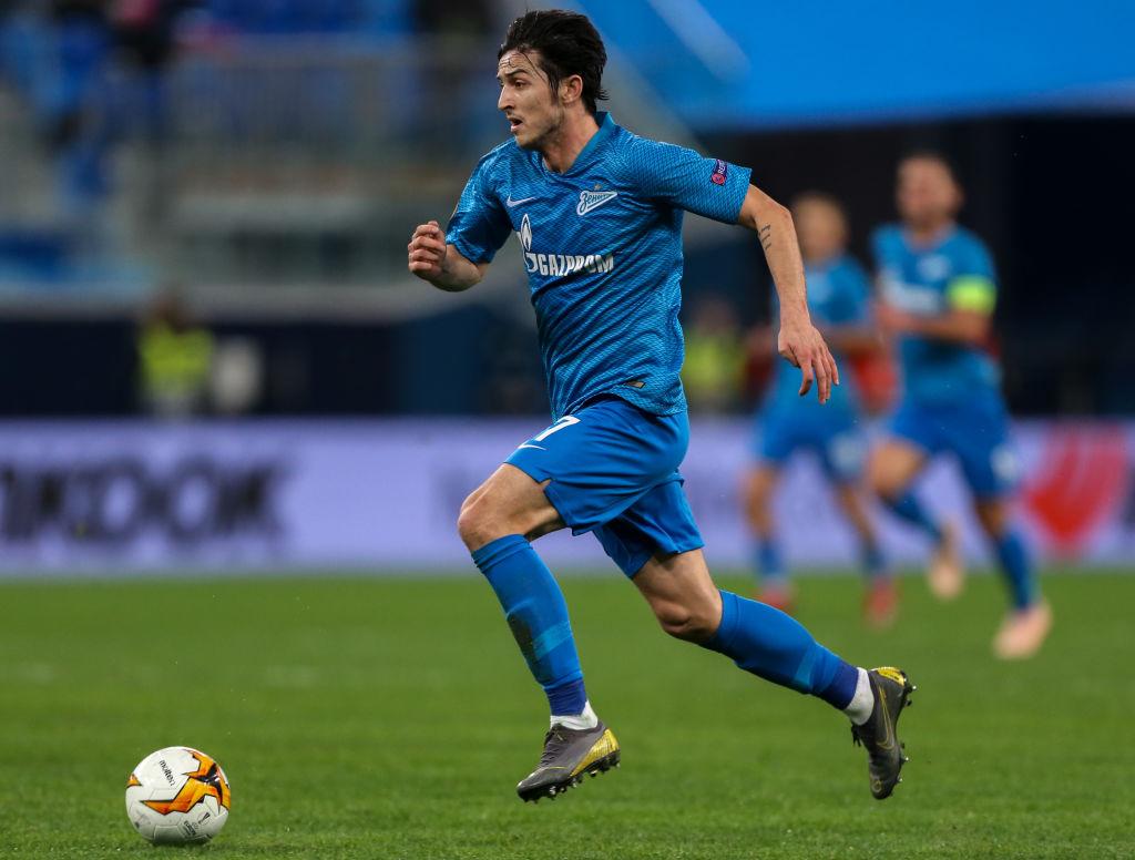 Zenit v Villarreal - UEFA Europa League Round Of 16: First Leg