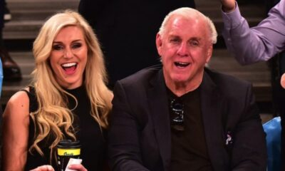 Charlotte Flair and Ric