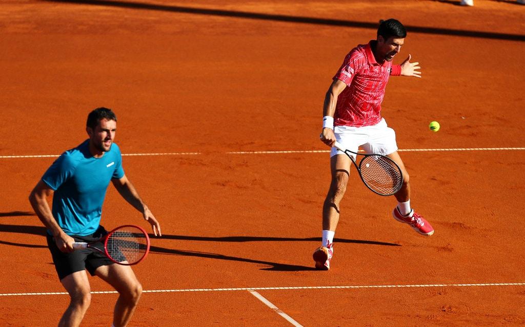 Djokovic criticized
