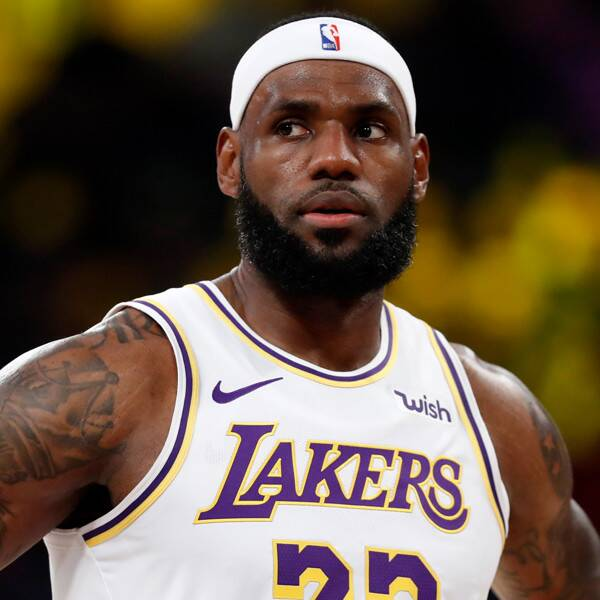 Lebron James acted