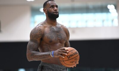 Lebron James report