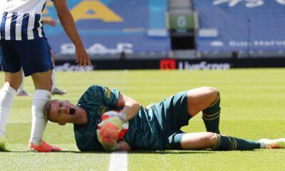 Leno Injured