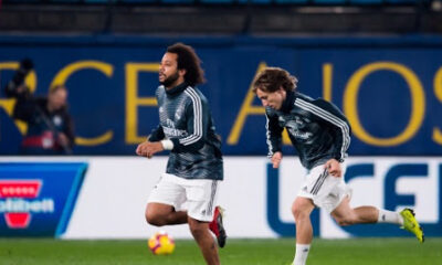 Marcelo and Modric