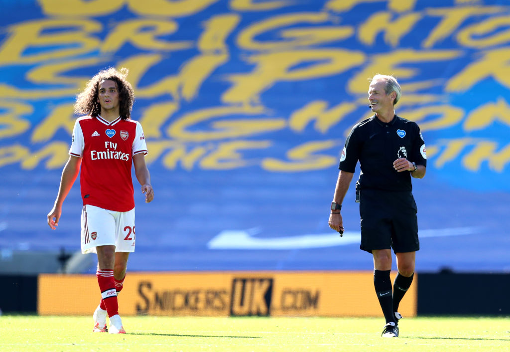 Brighton & Hove Albion v Arsenal FC - Premier League