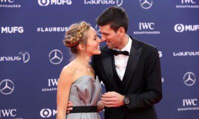 Novak and Jelena