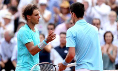 Novak and Rafa