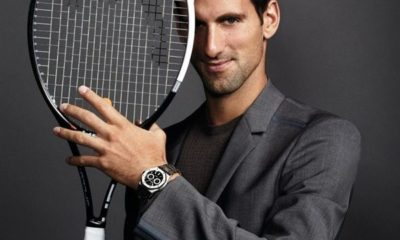 Novak the star