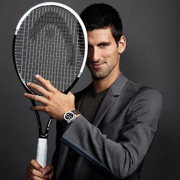 Novak the star