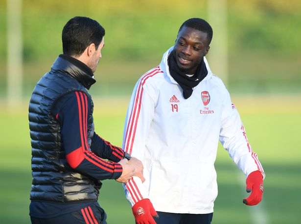Pepe and The Coach