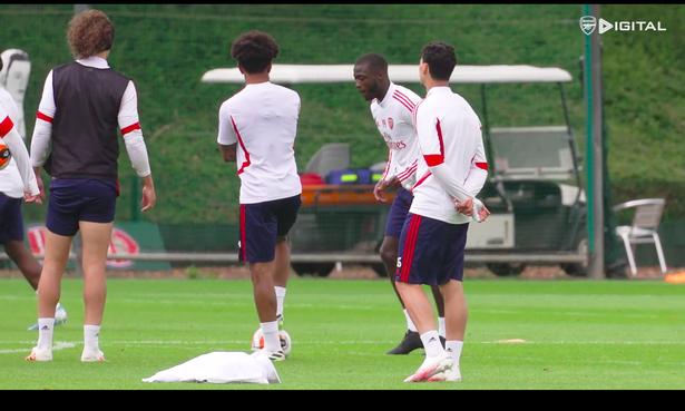 Pepe in Training