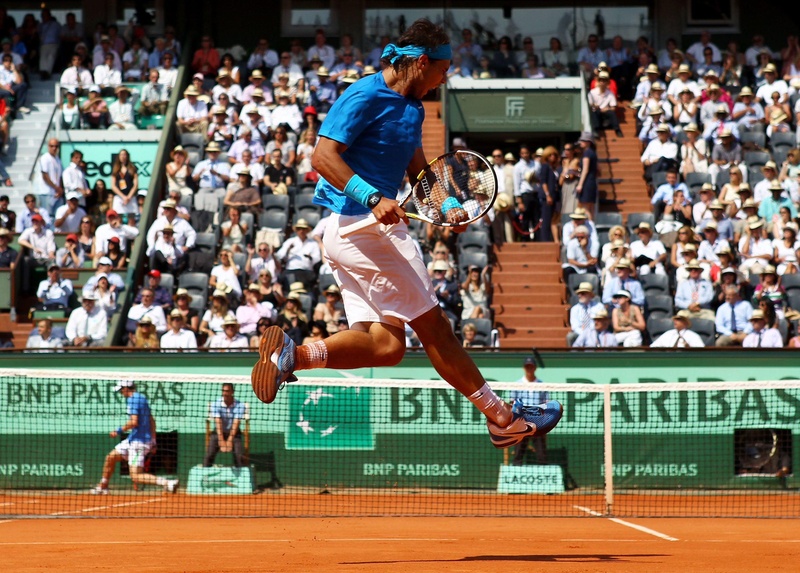 2011 French Open - Day Thirteen