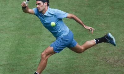 Roger Federer Open Day