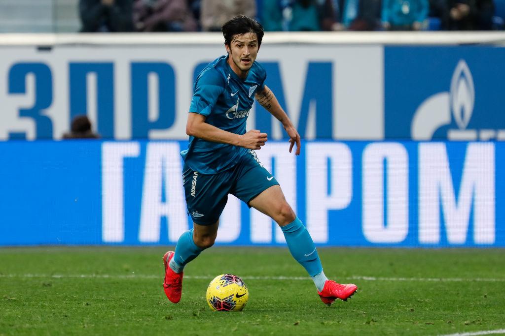 Zenit v Ural - Russian Premier League