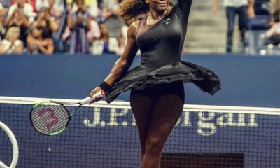 Serena Played Tennis