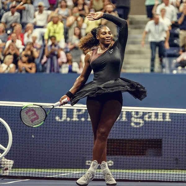 Serena Played Tennis