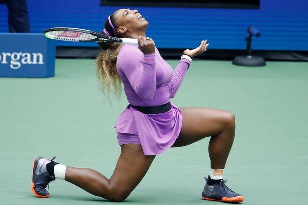 Serena williams backed