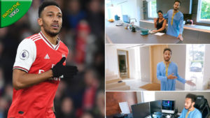 Arsenal hope relationship with Pierre-Emerick Aubameyang's father will lead to new deal