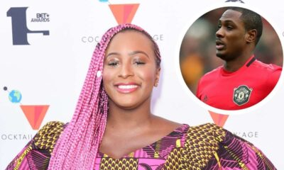 Man United welcome new superfan DJ Cuppy after Ighalo strike