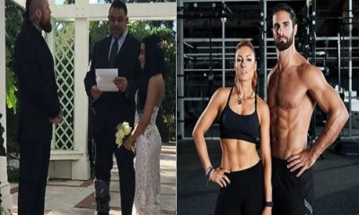 WWE Marriage