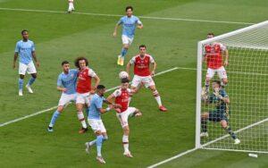 FA CUP LIVE Arsenal 2 Man City 0 LIVE REACTION: Aubameyang double stuns Pep Guardiola to send Gunners into FA Cup final