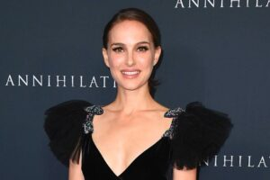 Natalie Portman says she hopes the team can produce role models for young girls and boys.(AP: Jordan Strauss)