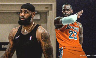 Lakers' LeBron James looks 'outstanding' ahead of NBA restart