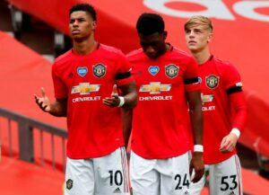 We're backing Marcus Rashford to score against LeicesterCredit: AFP or Licensors