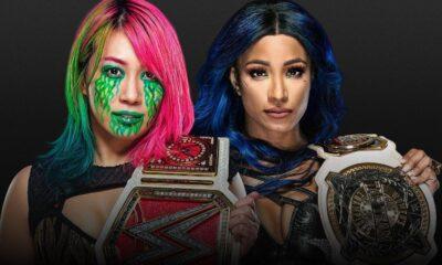 WWE Confirms RAW Women's Champion, Sasha Banks And Bayley To Celebrate Extreme Rules Finish