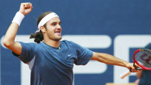 How Federer Found His Clay-Court Footing In Hamburg